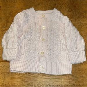 Ralph Lauren Cableknit Cardigan Sweater